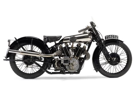 Brough Superior Ss100 The Rolls Royce Of Motorcycles