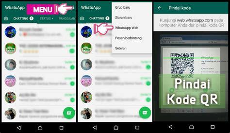 melihat whatsapp  lain bermanfaat