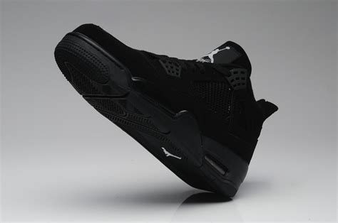 Jaket Nike Thunder Cat Black Limited black mens air retro 4
