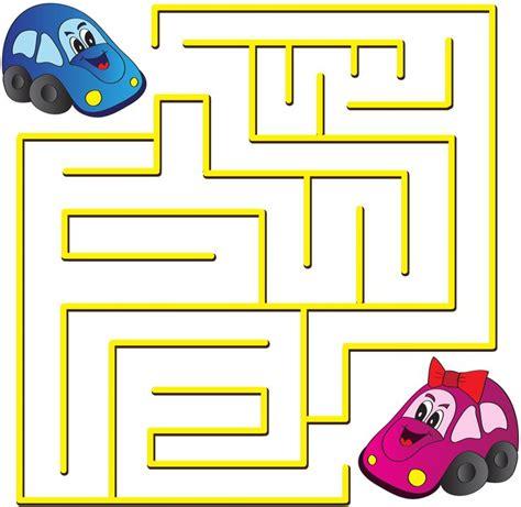 printable car maze 172 best labirintos images on pinterest kids mazes fine