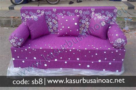 Jual Sofa Bed Busa Inoac sofa bed warna ungu jual kasur busa inoac