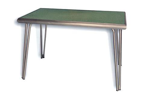 tavolo anni 70 tavolo in formica e alluminio anni 70