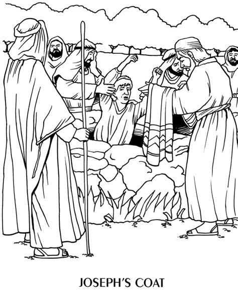 bible coloring pages joseph 174 best bible joseph images on pinterest sunday school