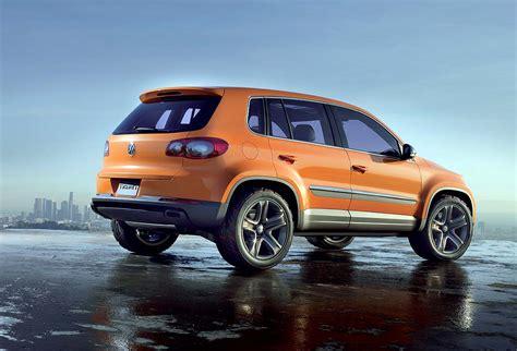 2008 Volkswagen Tiguan (VW) Review, Ratings, Specs, Prices