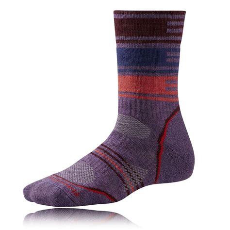 Pattern Running Socks   smartwool phd outdoor medium pattern crew running socks