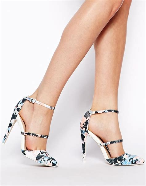 print high heels how to wear print high heels style