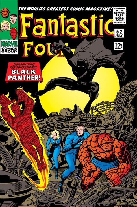 marvel black panther the ultimate guide books 8 ways comic book legend kirby fought fascism