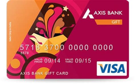 Axis Gift Card - the axis bank gift card price buy the axis bank gift card online in india infibeam com