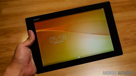 Tablet Sony Z2 Di Indonesia sony xperia z2 tablet arrives to the u s priced at 499