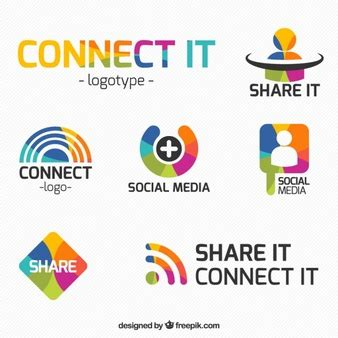 connect logo vectors photos and psd files free download