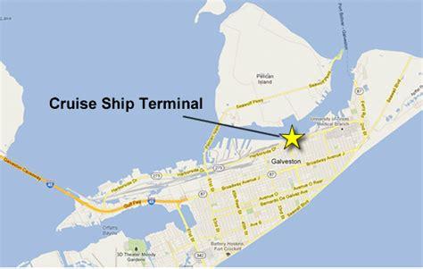 houston to jamaica map port of galveston galveston cruise tips