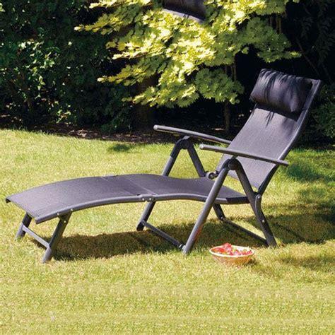 sun lounger recliner chair sunlounger suntime havana garden patio reclining sun