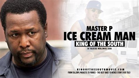 biography of the film wendell pierce new orleans actor signs on master p bio