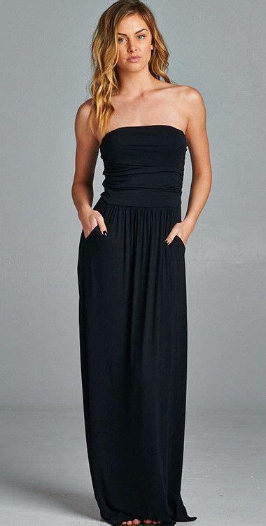 best 25 black maxi dresses 25 best ideas about strapless dress hair on