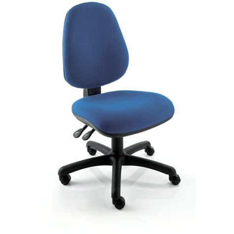 touch couch tr220 two lever high back operator chair without arms