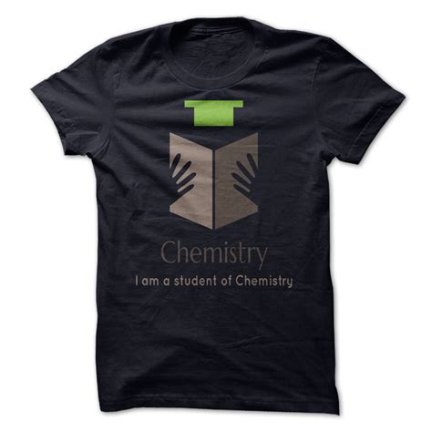 student section t shirt ideas i am a student of chemistry t shirt hoodie occupation
