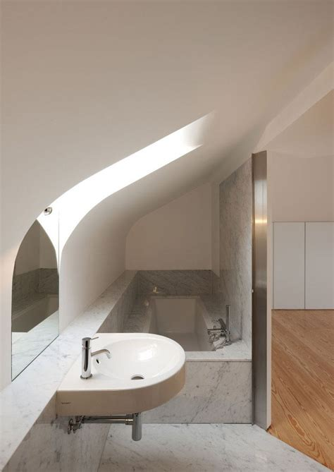 bathroom in loft conversion loft conversion great use of space in this attic