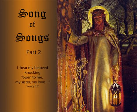 song of the song of songs part 2