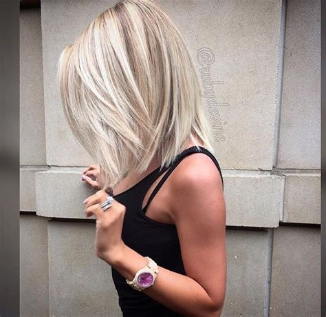 layered angled bob by gia platinum blonde by best 25 layered angled bobs ideas on pinterest long bob