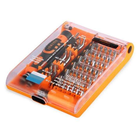Jakemy 52 In 1 High Grade Screwdriver Set Jm 8150 T3010 1 Jakemy 52 In 1 High Grade Screwdriver Set Jm 8150