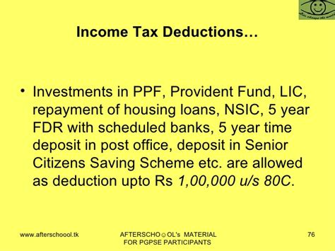fdr deduction under section 80c fdr deduction under section 80c 2 images in come tax