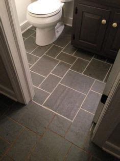 Tile laminate is perfect for kitchens or bathrooms! Faus