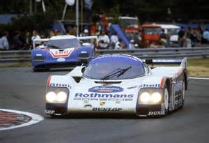 Porsche 962 Le Mans Derek Bell Returns To Le Mans To Race A Porsche 962