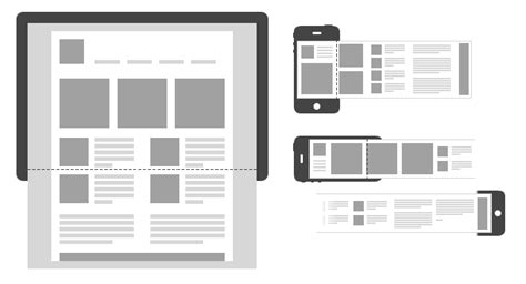 mobile layout design exles against the flow horizontally scrolling sites every