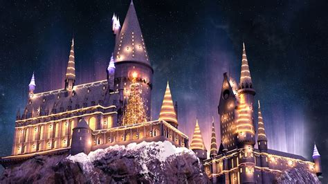 new harry potter christmas experiences and more coming to