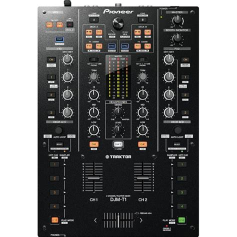 table mixage traktor pioneer table de mixage djm t1 arr 234 t 233 jsfrance