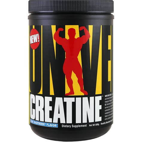 vitamin c creatine universal nutrition creatine blue raspberry 500 g