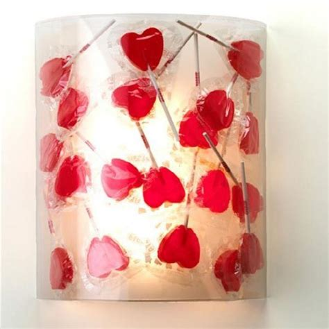 valentine decorations to make at home 28 cool heart decorations for valentine s day digsdigs