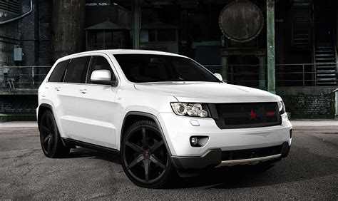 jeep cherokee white with black rims jeep grand cherokee overland black wheels