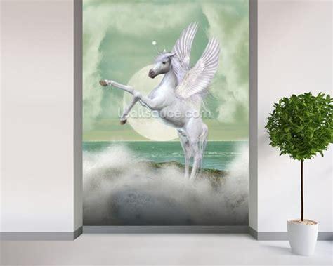 unicorn wall murals unicorn wall mural unicorn wallpaper wallsauce