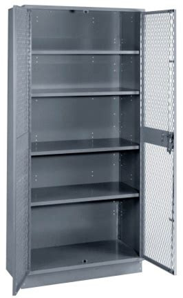 Lyons Cabinets by 1151b Lyon All Welded Visible Storage Cabinet