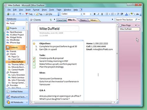 onenote page templates how to organize your using onenote