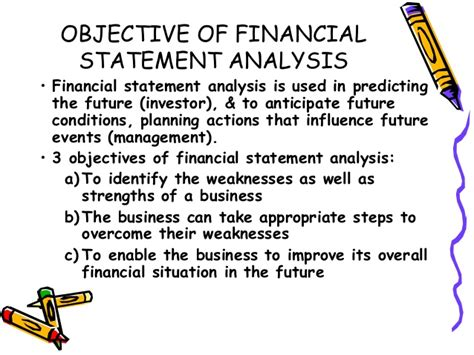 the objectives of financial statements objectives of financial statement analysis 28 images