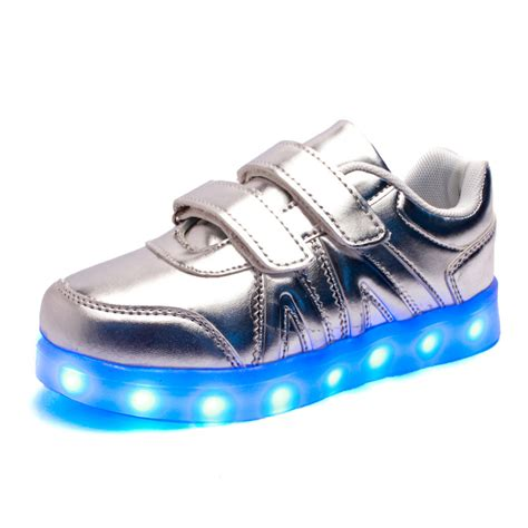 A Shoe Some Usb A by Led Shoes Boys Shoes Usb Charging Led Children Shoes