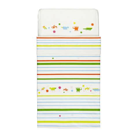 Ikea Bantal Bunga Anak fantasidjur sarung kuilt bantal utk katil bayi ikea