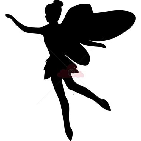 gallery free fairy template drawing art gallery