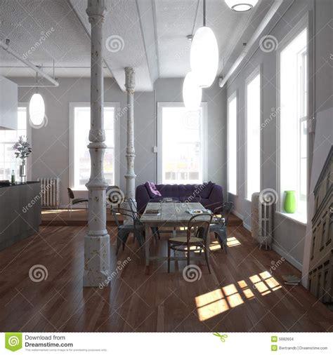 new york city real estate photographer adventures lofty classic new york loft stock photo image of comfortable