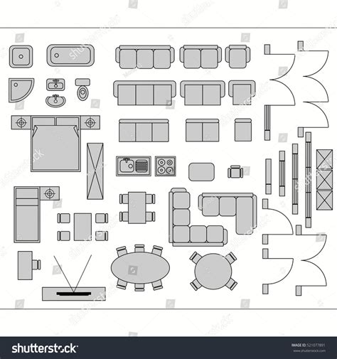 floor plan symbols illustrator 100 floor plan symbols illustrator vectorworks