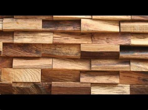 Meja Kayu Triplek tips mempercantik dinding ruangan dengan panel kayu
