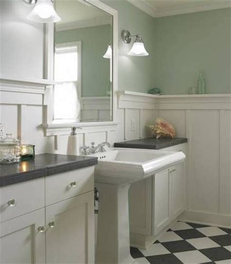 Bathroom Wainscoting For The Home Pinterest | 5 great bathrooms with wainscoting wainscot solutions