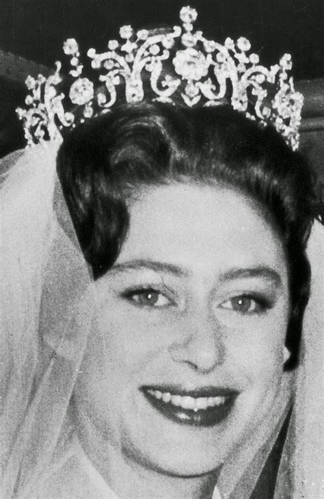margaret princess tiara mania princess margaret of the united kingdom s