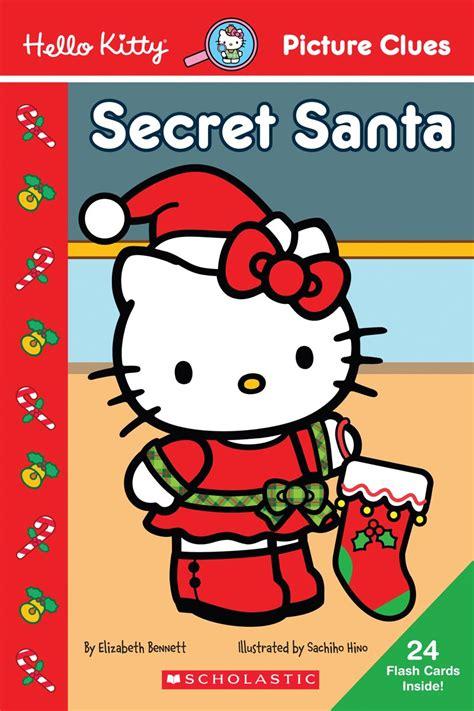 secret clues secret santa by elizabeth scholastic