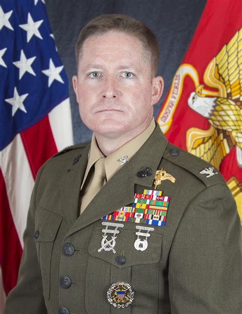 Marsoc Officer by Colonel Michael A Jr Gt Marine Corps Forces Special