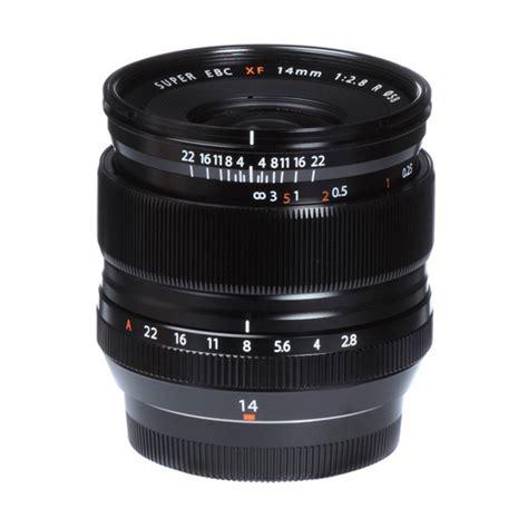 Lensa Nikon Ultra Wide jual fujifilm fujinon xf 14mm f2 8 r ultra wide angle lensa kamera hitam harga