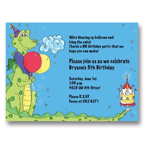 printable birthday invitations dragons legendary dragon birthday invitations baby cachet