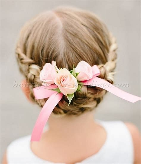 flower girl braided hairstyles for weddings flower girl hairstyles flowergirl hairstyles braided